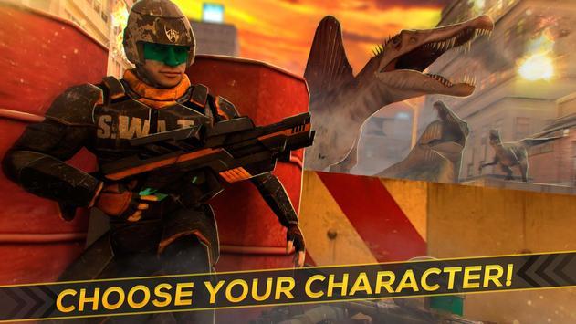 FPS Dinosaur Hunter Shooter screenshot 8