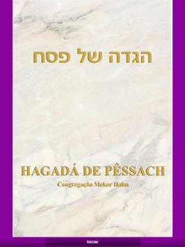 Hagadá de Pêssach poster