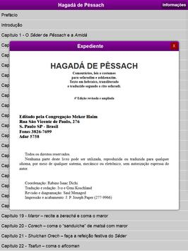 Hagadá de Pêssach apk screenshot