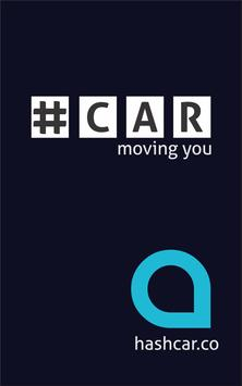 #Car Driver (hashcar) poster