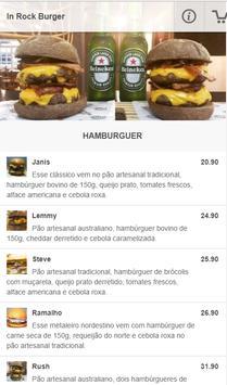 In Rock Burger screenshot 1