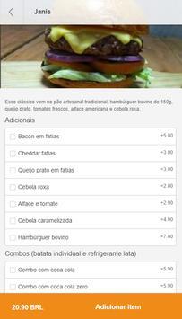 In Rock Burger screenshot 2