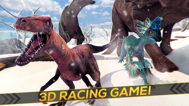 Jurassic Ice Dinosaur apk screenshot