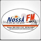 Nossa FM de Barreira/CE icon