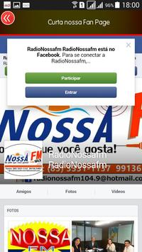 Nossa FM de Barreira/CE screenshot 1