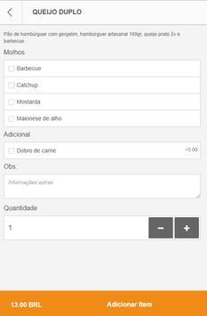 QBurguer Artesanal screenshot 2