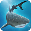 Shark & Crocodile Fight icon