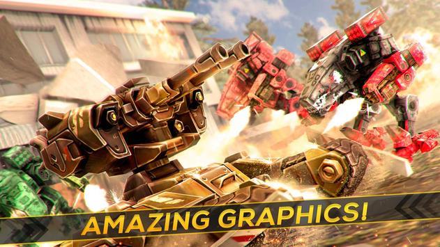 Shooting Tank of War 3D apk screenshot