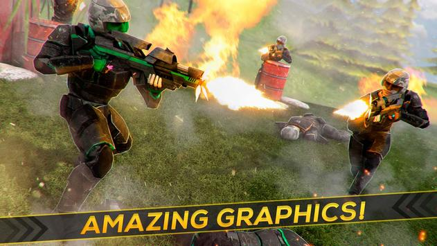 Soldiers of War - 3D Battle apk screenshot