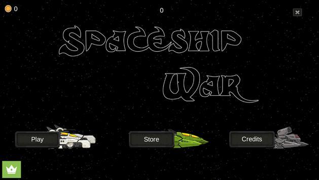 Spaceship War apk screenshot