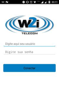 W2i Voip Phone poster