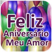 Feliz Aniversário Meu Amor icon