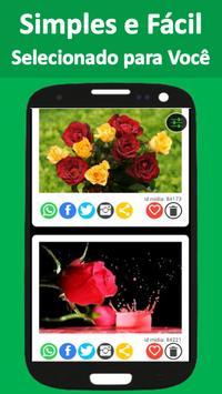 Flores, Rosas e Mensagens poster