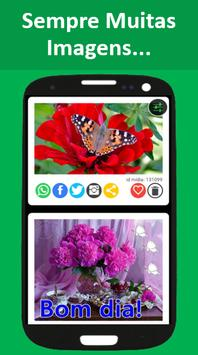 Flores com Mensagens screenshot 3