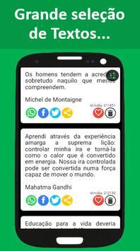 Frases e Mensagens Motivação screenshot 2