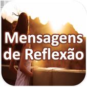 Mensagens de Reflexão icon