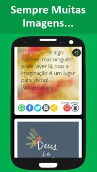 Mensagens de Reflexão screenshot 3