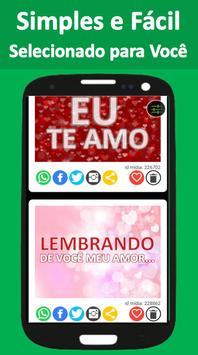 Mensagens para Dia dos Namorados poster