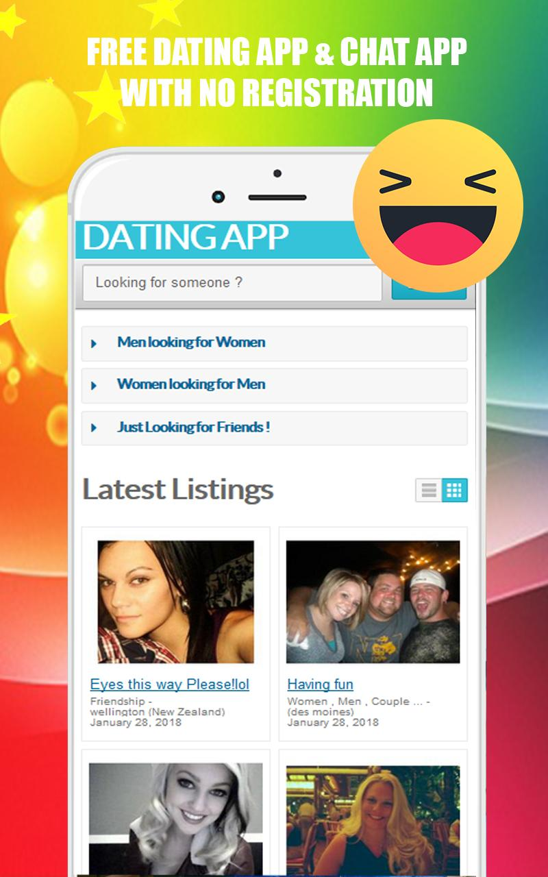 free dating and chat