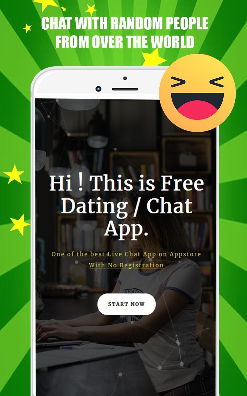 no registration dating apps