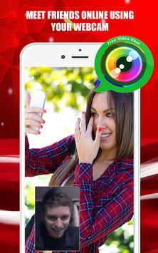 VideoChat - Free Video Calls : Chatroulette screenshot 1