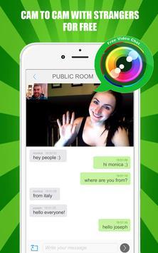 VideoChat - Free Video Calls : Chatroulette screenshot 2