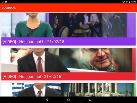 VRT Nieuws apk screenshot