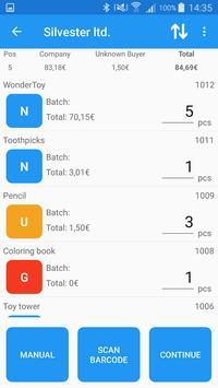 easy.bi Mobile Sales (Unreleased) apk screenshot