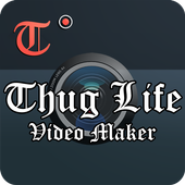 Thuglife Video Creator icon