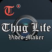 Thuglife Video Creator icon