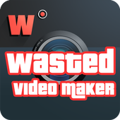 Wasted Video Maker icon