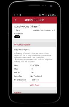 BramhaCorp Resale & Rental apk screenshot