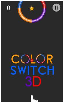 Color Ball 3D - Switch Colors screenshot 2