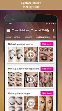 Trend Makeup Tutorial screenshot 3