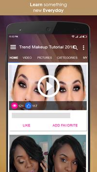 Trend Makeup Tutorial screenshot 1