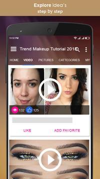 Trend Makeup Tutorial screenshot 2