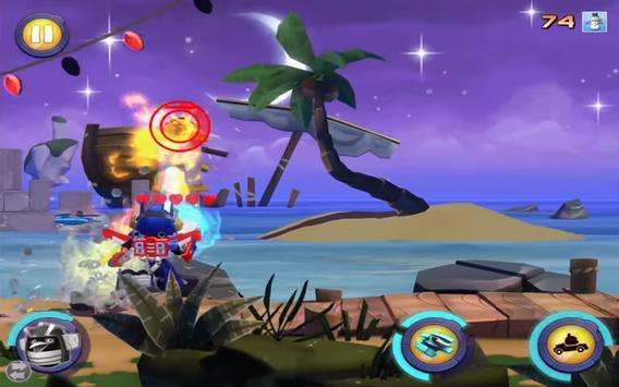 Tips Angry Birds Transformers apk screenshot