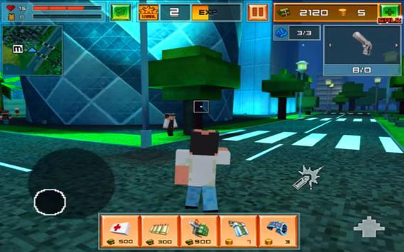 Guide for Block City Wars apk screenshot