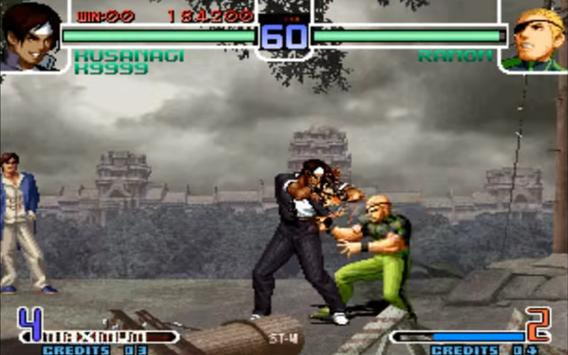 Guide for King of Fighter 2002 apk screenshot