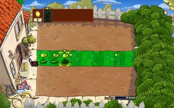 Tricks For Plants vs Zombie apk screenshot
