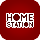 هوم ستيشن   home station icon