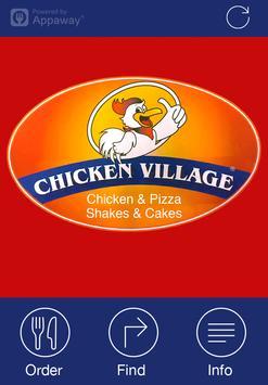 Chicken Village, Warrington poster