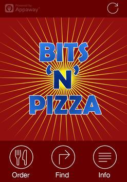 Bits N Pizza, Heywood poster