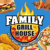 Family Grill House, Pontypool icon