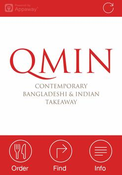 Qmin, Wolverhampton poster