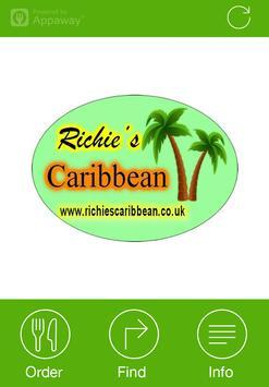 Richie's Caribbean Kitchen poster