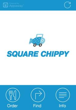 The Square Chippy, Caerphilly poster