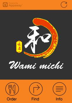 Wami Michi, Luton poster