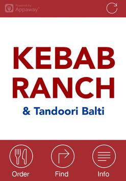 Kebab Ranch, Pontefract poster