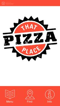 That Pizza Place, Wilmslow poster